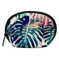 Monstera Leaf Accessory Pouch (medium)