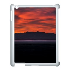 Las Aguilas Viewpoint, El Chalten, Argentina Apple Ipad 3/4 Case (white)