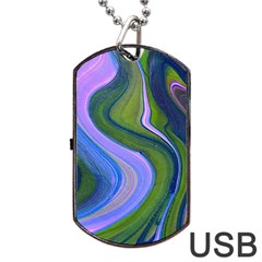 Jam Dog Tag Usb Flash (one Side) by Lotus