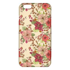 Vintage Garden Flowers Iphone 6 Plus/6s Plus Tpu Case by goljakoff