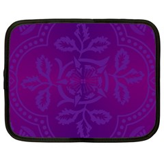 Cloister Advent Purple Netbook Case (xxl)