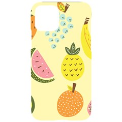 Fruit Iphone 11 Pro Black Uv Print Case by HermanTelo