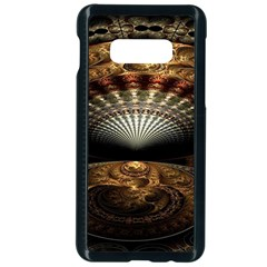 Fractal Illusion Samsung Galaxy S10e Seamless Case (black)