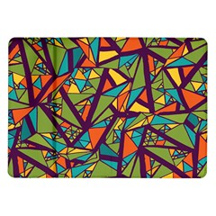 Aabstract Art Samsung Galaxy Tab 10 1  P7500 Flip Case by designsbymallika