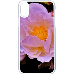 Flower Of Light  Iphone Xs Seamless Case (white) by maearthnaturegoddess