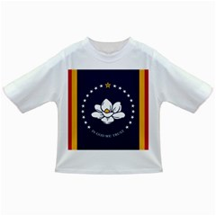 Flag Of Mississippi Infant/toddler T-shirts