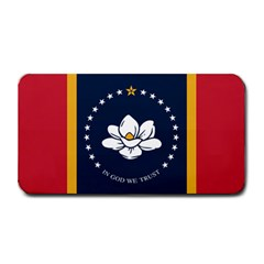 Flag Of Mississippi Medium Bar Mats