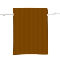 Just Brown -  Lightweight Drawstring Pouch (xl)