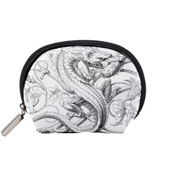 Dragon Lizard Vector Monster Accessory Pouch (small)