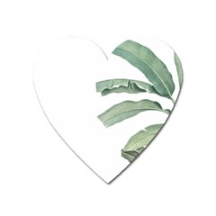 Palm Leaves Heart Magnet by goljakoff