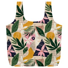 Tropical Love Full Print Recycle Bag (xxxl)