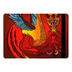 Dragon Metallizer Apple Ipad Pro 10 5   Flip Case