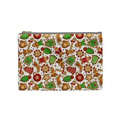 Christmas Love 6 Cosmetic Bag (medium)