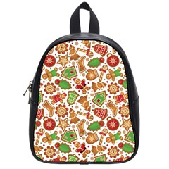 Christmas Love 6 School Bag (small)