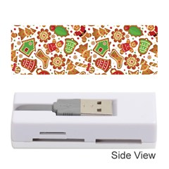 Christmas Love 6 Memory Card Reader (stick)