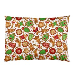 Christmas Love 6 Pillow Case (two Sides)
