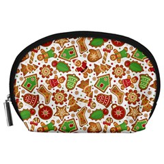 Christmas Love 6 Accessory Pouch (large)