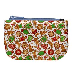 Christmas Love 6 Large Coin Purse