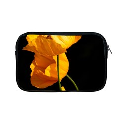 Yellow Poppies Apple Macbook Pro 13  Zipper Case by Audy