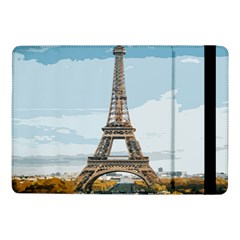 The Eiffel Tower  Samsung Galaxy Tab Pro 10 1  Flip Case by ArtsyWishy