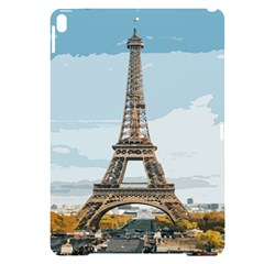 The Eiffel Tower  Apple Ipad Pro 10 5   Black Uv Print Case by ArtsyWishy