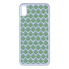 Peacock Love2 Peacock Love2 Iphone Xs Max Seamless Case (white)