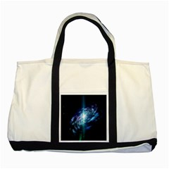 The Galaxy Two Tone Tote Bag by ArtsyWishy