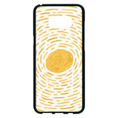 Sun Samsung Galaxy S8 Plus Black Seamless Case
