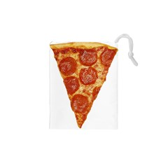 Pizza Slice Drawstring Pouch (xs)