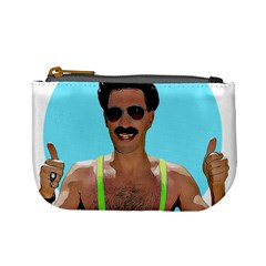 Borat Very Nice Mini Coin Purse by dajjj