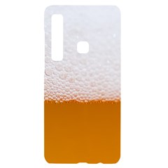 Beer Foam Bubbles Alcohol  Glass Samsung A9 Black Uv Print Case