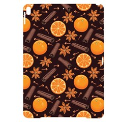 Cinnamom Love Apple Ipad Pro 10 5   Black Uv Print Case by designsbymallika