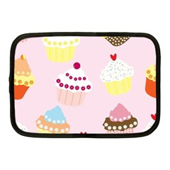 Cupcakes Netbook Case (medium) by beyondimagination