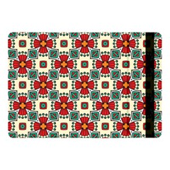 Seamless Red Pattern Apple Ipad Pro 10 5   Flip Case by designsbymallika