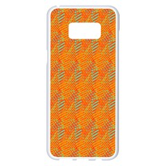 Sea Beyond Thefire Samsung Galaxy S8 Plus White Seamless Case by Sparkle