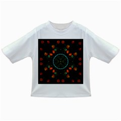Mandala - 0006 - Floating Free Infant/toddler T-shirts by WetdryvacsLair