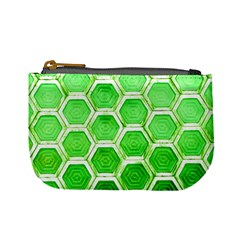 Hexagon Windows Mini Coin Purse