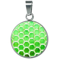 Hexagon Windows 20mm Round Necklace