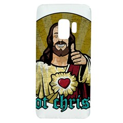 Buddy Christ Samsung Galaxy S9 Tpu Uv Case by Valentinaart