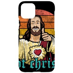 Got Christ? Iphone 11 Pro Black Uv Print Case by Valentinaart