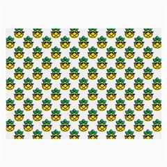 Holiday Pineapple Large Glasses Cloth