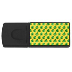 Beautiful Pattern Rectangular Usb Flash Drive