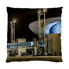 Montevideo Airport Night Scene, Uruguay Standard Cushion Case (one Side)