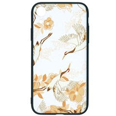 Birds And Flowers  Iphone Xr Soft Bumper Uv Case