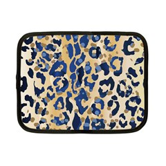 Leopard Skin  Netbook Case (small) by Sobalvarro