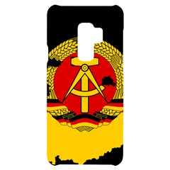 Flag Map Of East Germany (1959¨c1990) Samsung S9 Plus Black Uv Print Case