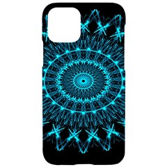 Digital Handdraw Floral Iphone 11 Pro Black Uv Print Case by Sparkle