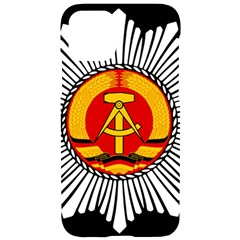 Volkspolizei Badge Iphone 11 Pro Black Uv Print Case