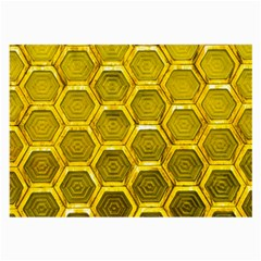 Hexagon Windows Large Glasses Cloth