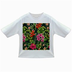 Tropic Flowers Infant/toddler T-shirts by goljakoff